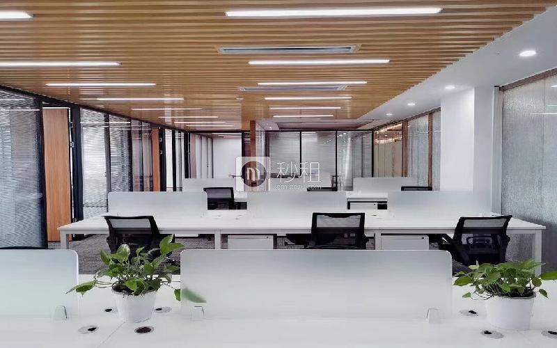 尚美科技大厦写字楼出租329平米精装办公室178元/m².月
