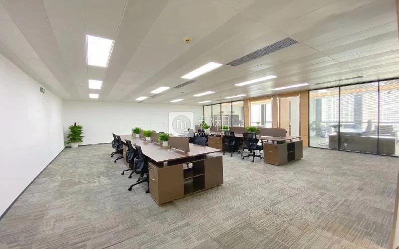 华嵘大厦写字楼出租343平米精装办公室168元/m².月