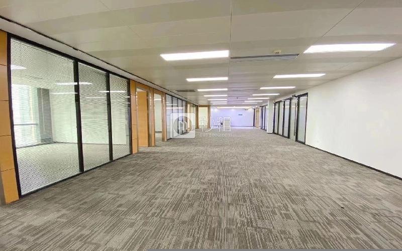 华嵘大厦写字楼出租566平米精装办公室168元/m².月