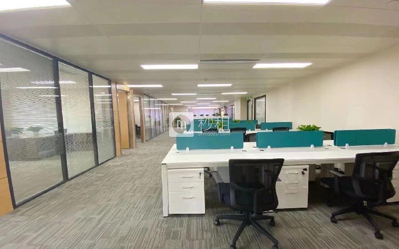 华嵘大厦写字楼出租558平米精装办公室168元/m².月