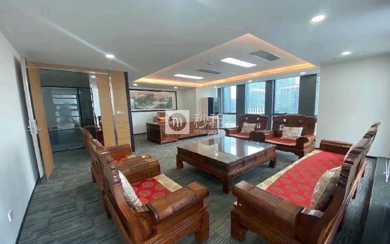 华嵘大厦写字楼出租512平米精装办公室168元/m².月