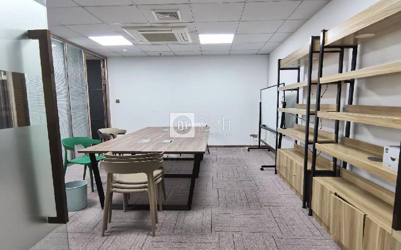 安华工业区写字楼出租95平米精装办公室8000元/间.月