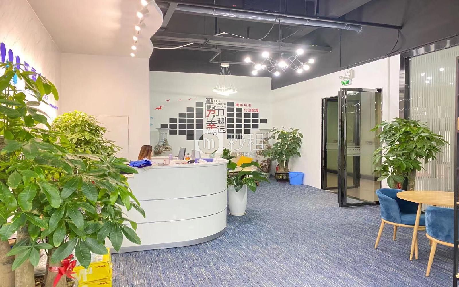 龙华龙华【青年创业园】440m²户型