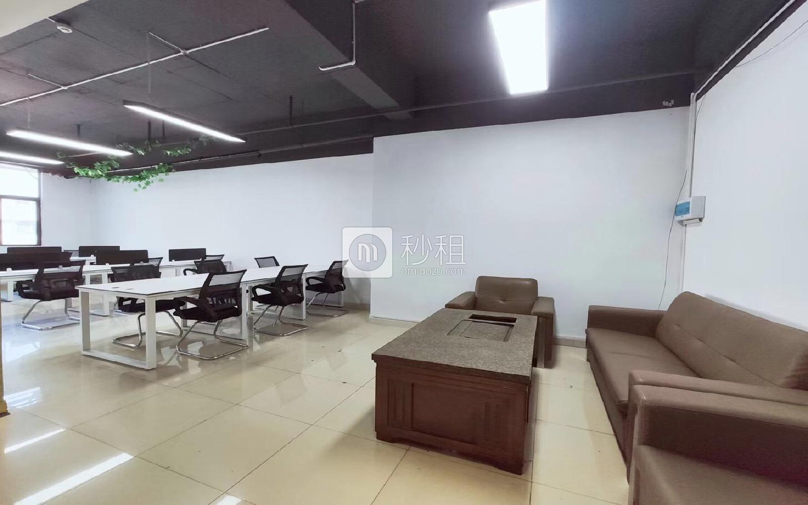 嘉熙业广场写字楼出租182平米精装办公室70元/m².月