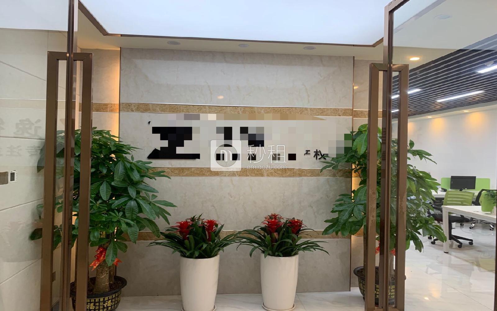 西北工业大学三航科技大厦写字楼出租218平米精装办公室75元/m².月