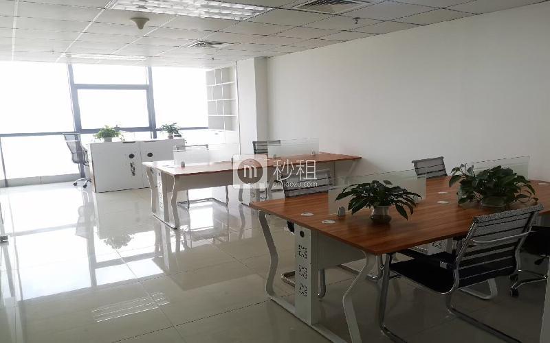 尚美中心大厦写字楼出租142平米精装办公室75元/m².月