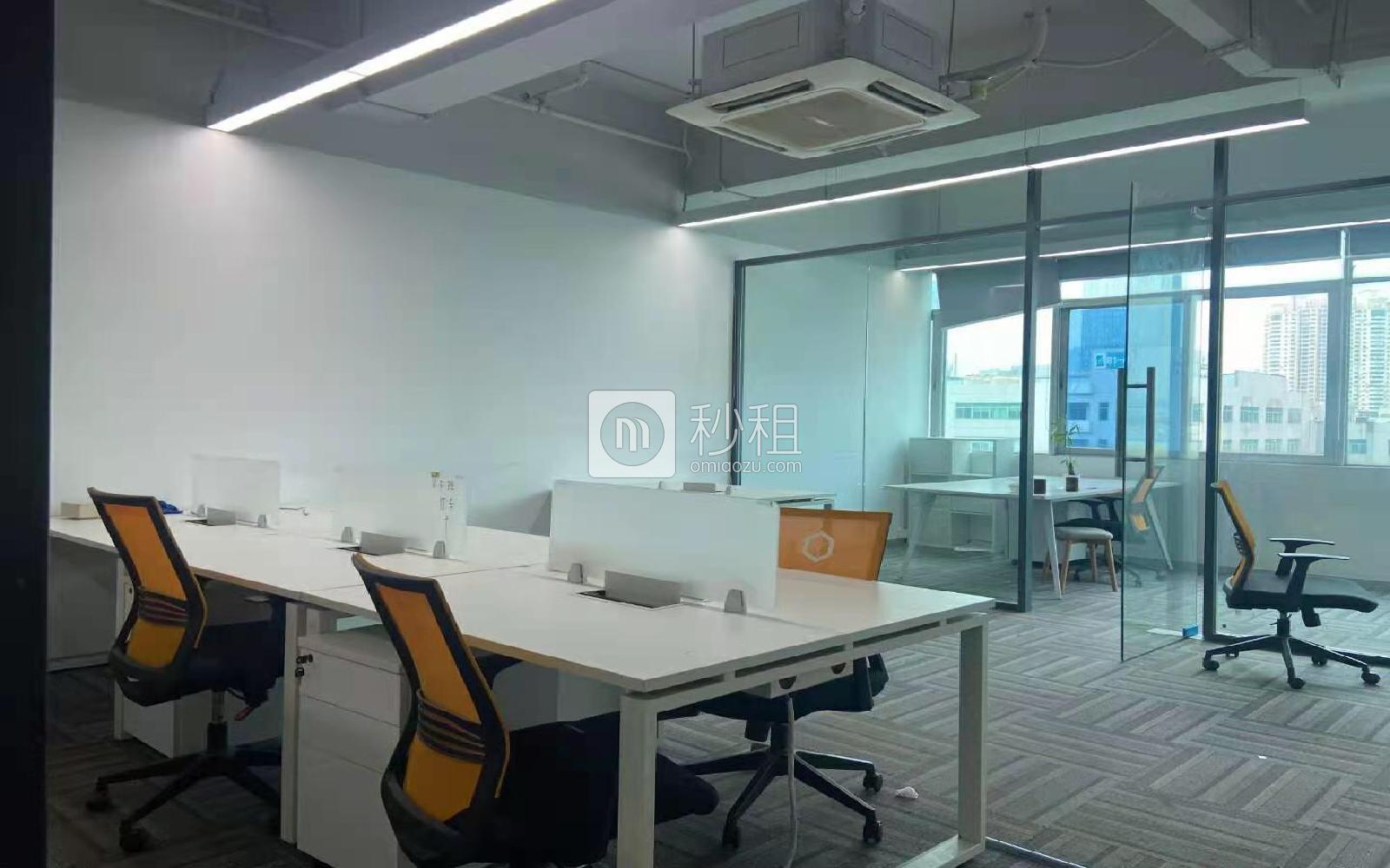 虚拟大学园写字楼出租115平米精装办公室75元/m².月