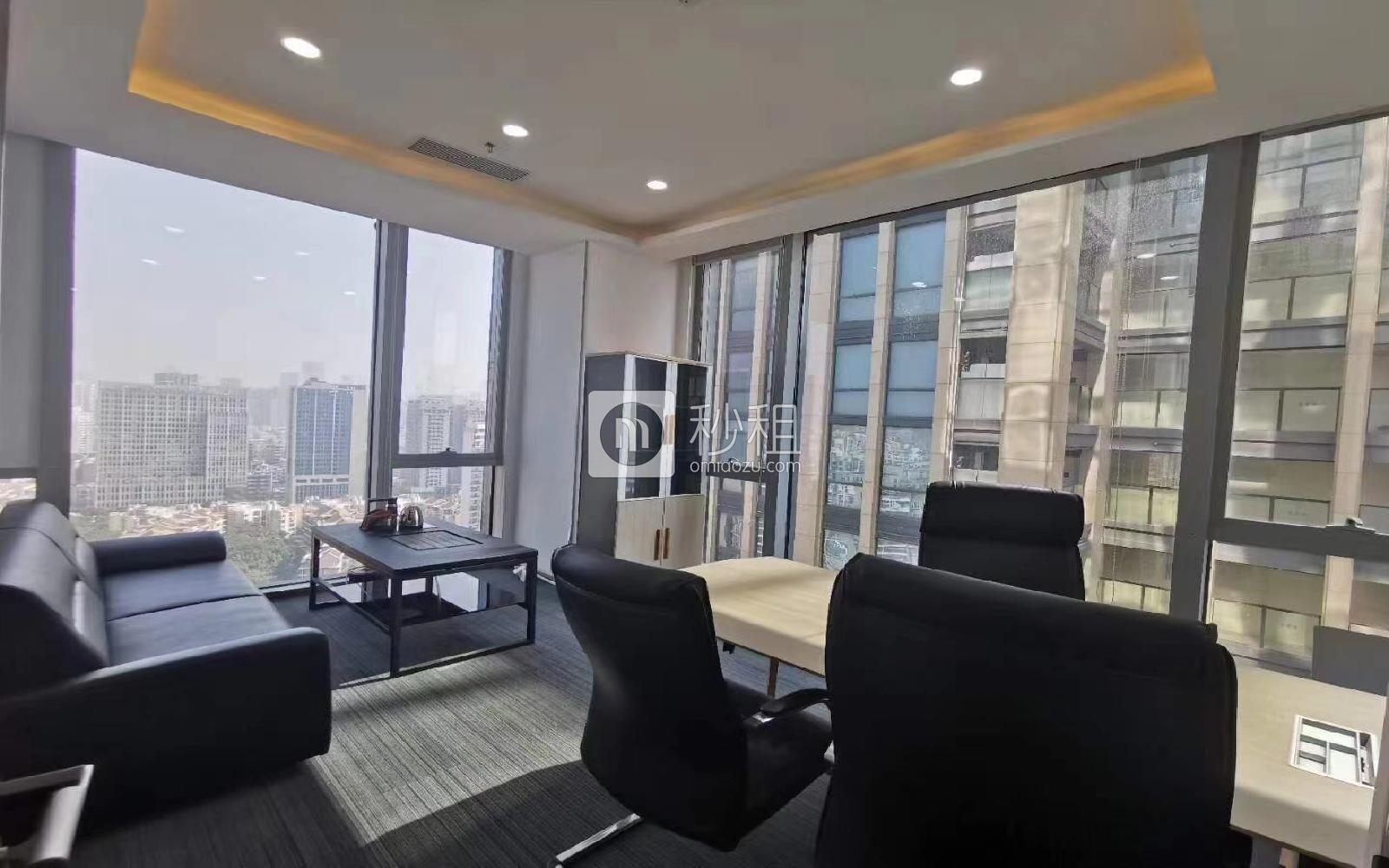 大新时代大厦写字楼出租138平米毛坯办公室98元/m².月