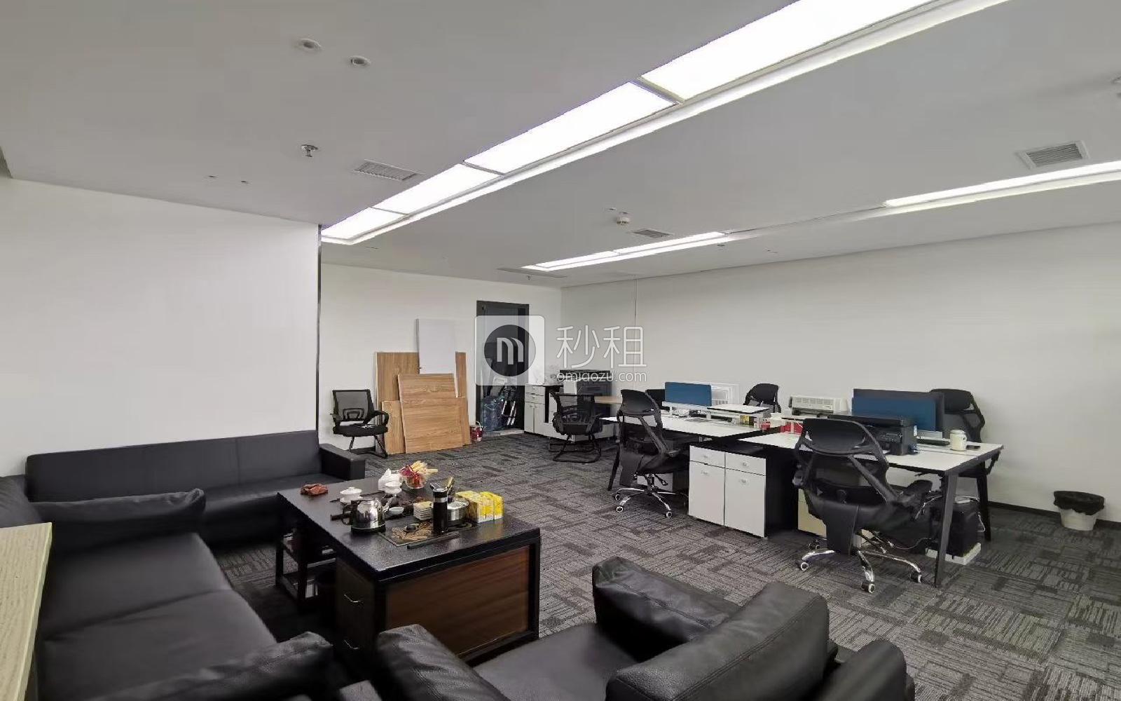 星河世纪大厦米6体育下载出租168平米精装办公室118元/m².月