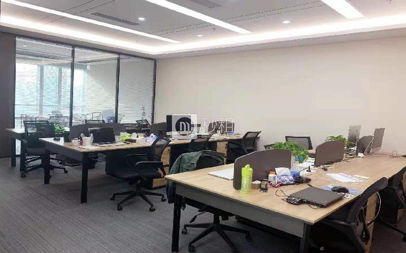 讯美科技广场写字楼出租249平米豪装办公室98元/m².月