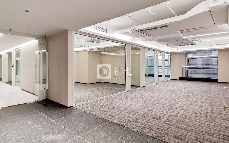创建大厦(福田)写字楼出租173平米豪装办公室118元/m².月