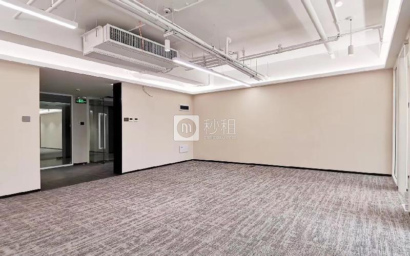 创建大厦(福田)写字楼出租135平米豪装办公室118元/m².月