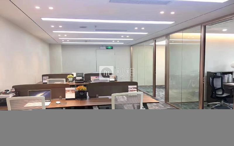 创建大厦(福田)写字楼出租205平米豪装办公室128元/m².月