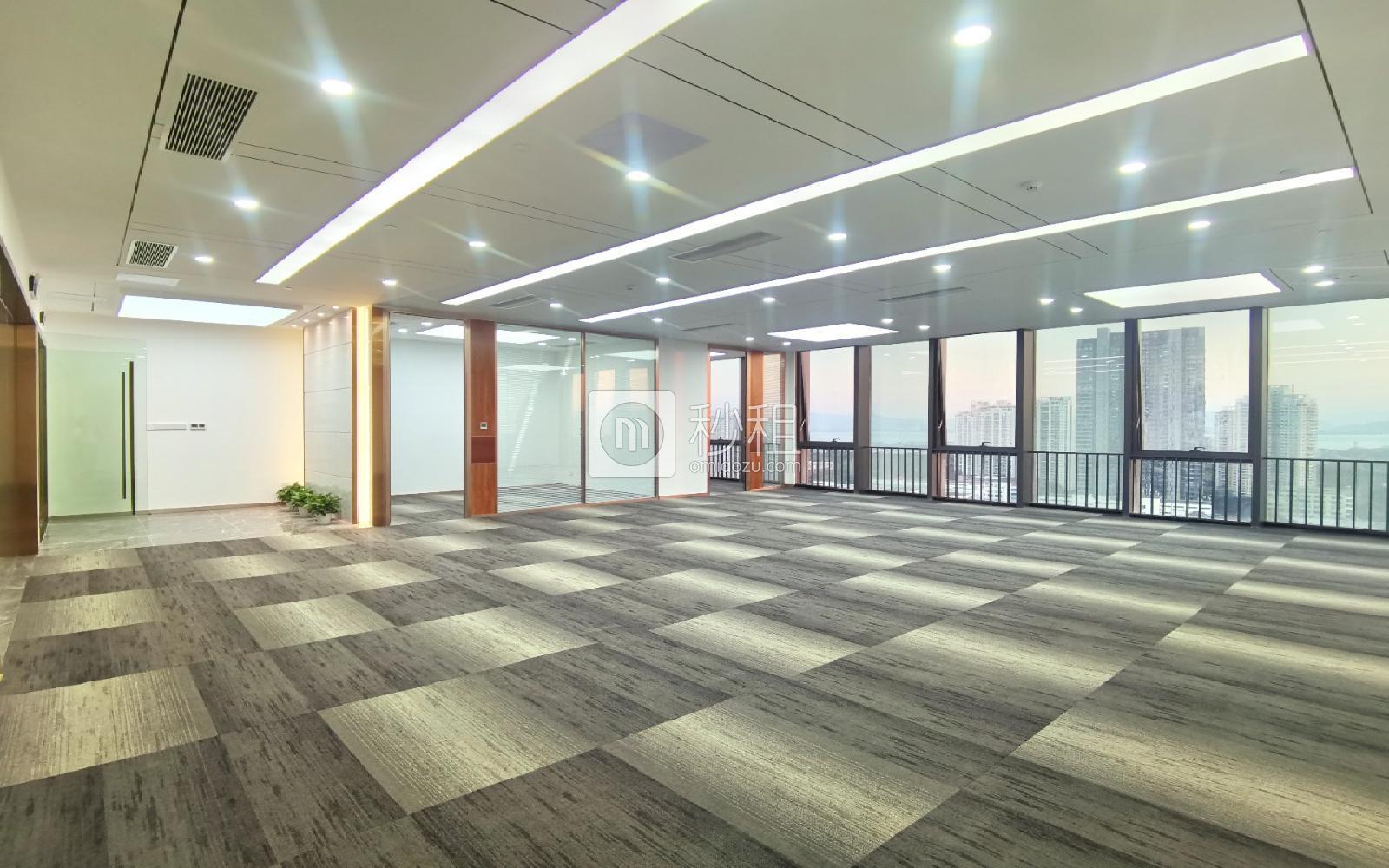 金迪世纪大厦写字楼出租358平米精装办公室118元/m².月