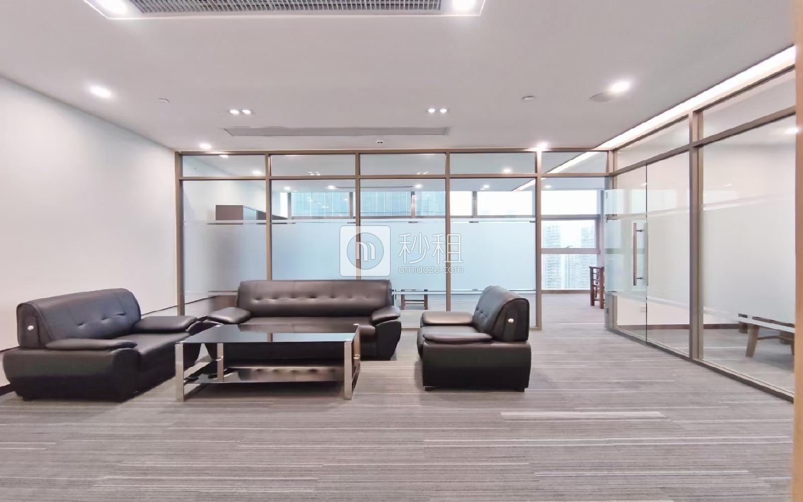 海王星辰大厦写字楼出租285平米毛坯办公室160元/m².月