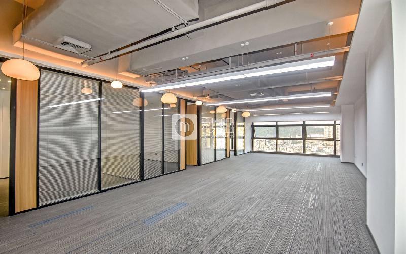 蘅芳科技大厦写字楼出租311平米精装办公室88元/m².月