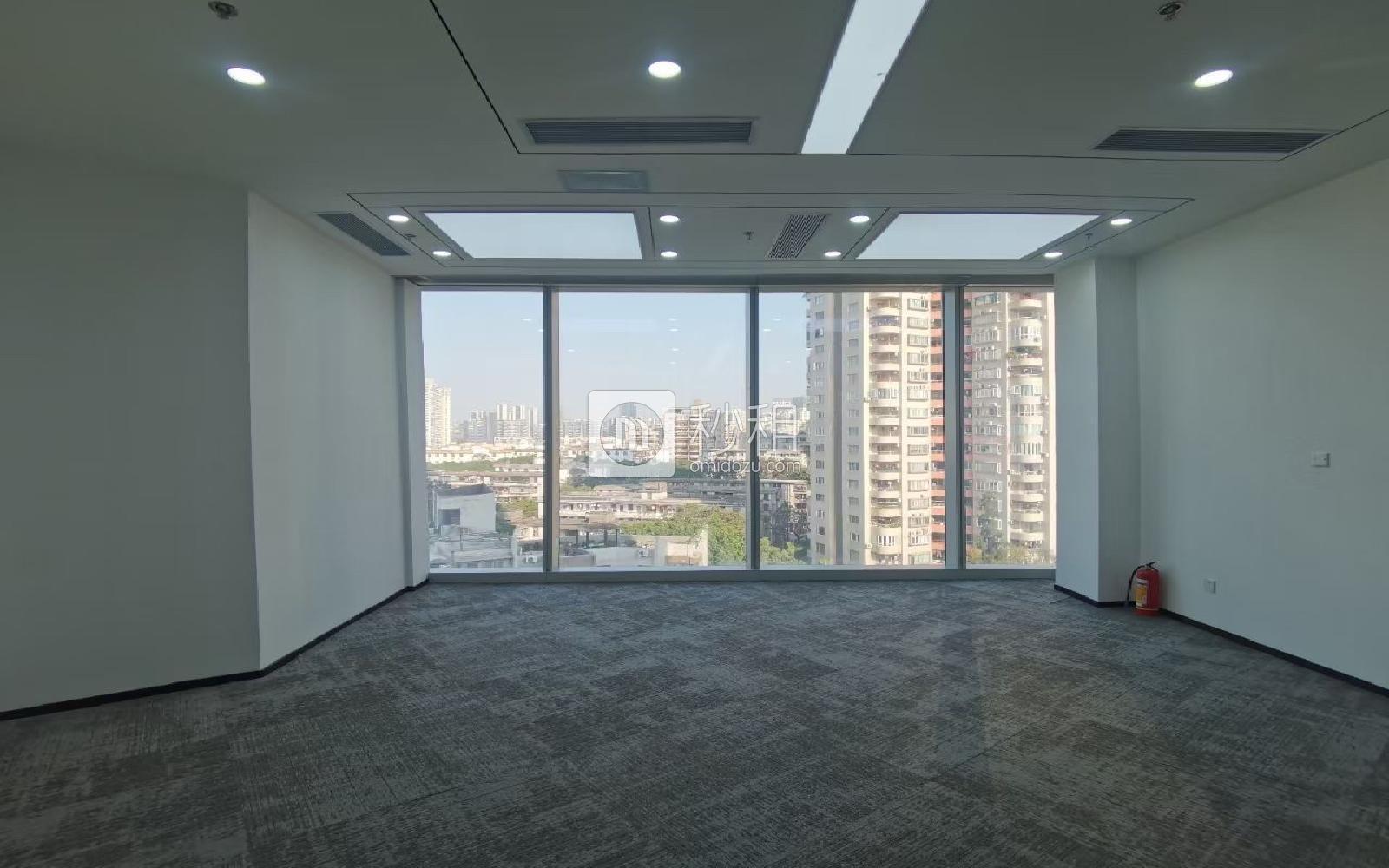 华侨城大厦写字楼出租139平米精装办公室98元/m².月