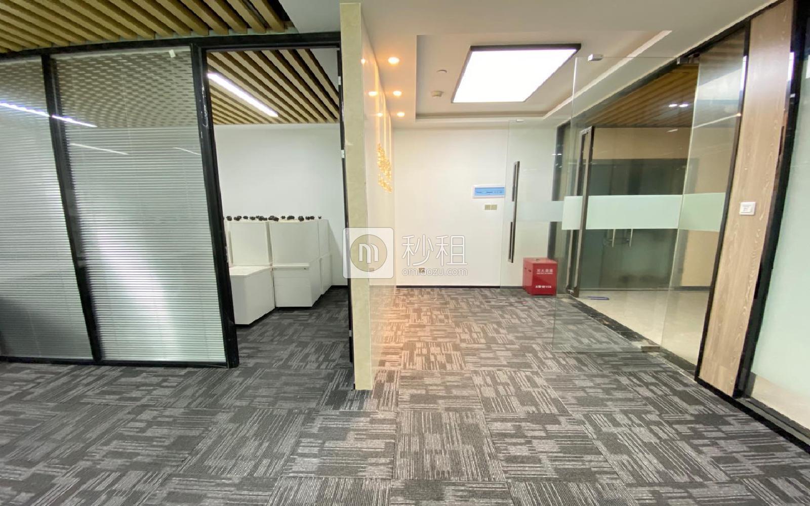 虚拟大学园写字楼出租145平米精装办公室70元/m².月