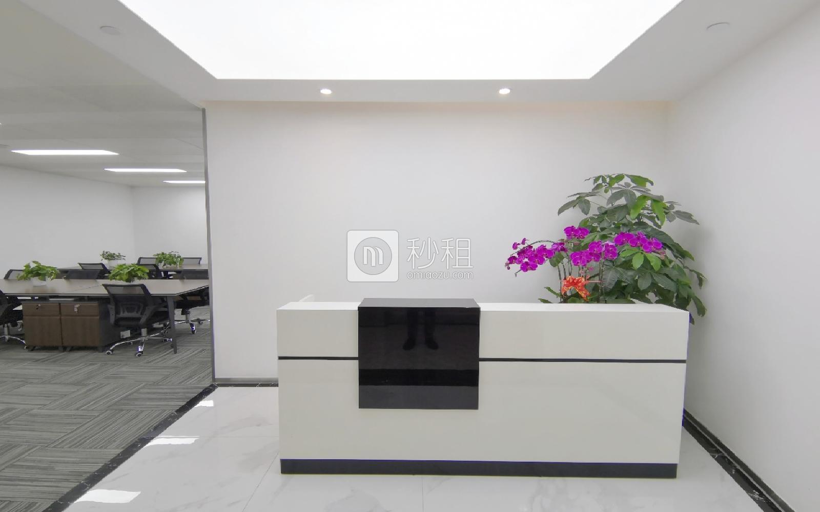 微软科通大厦写字楼出租338平米精装办公室98元/m².月