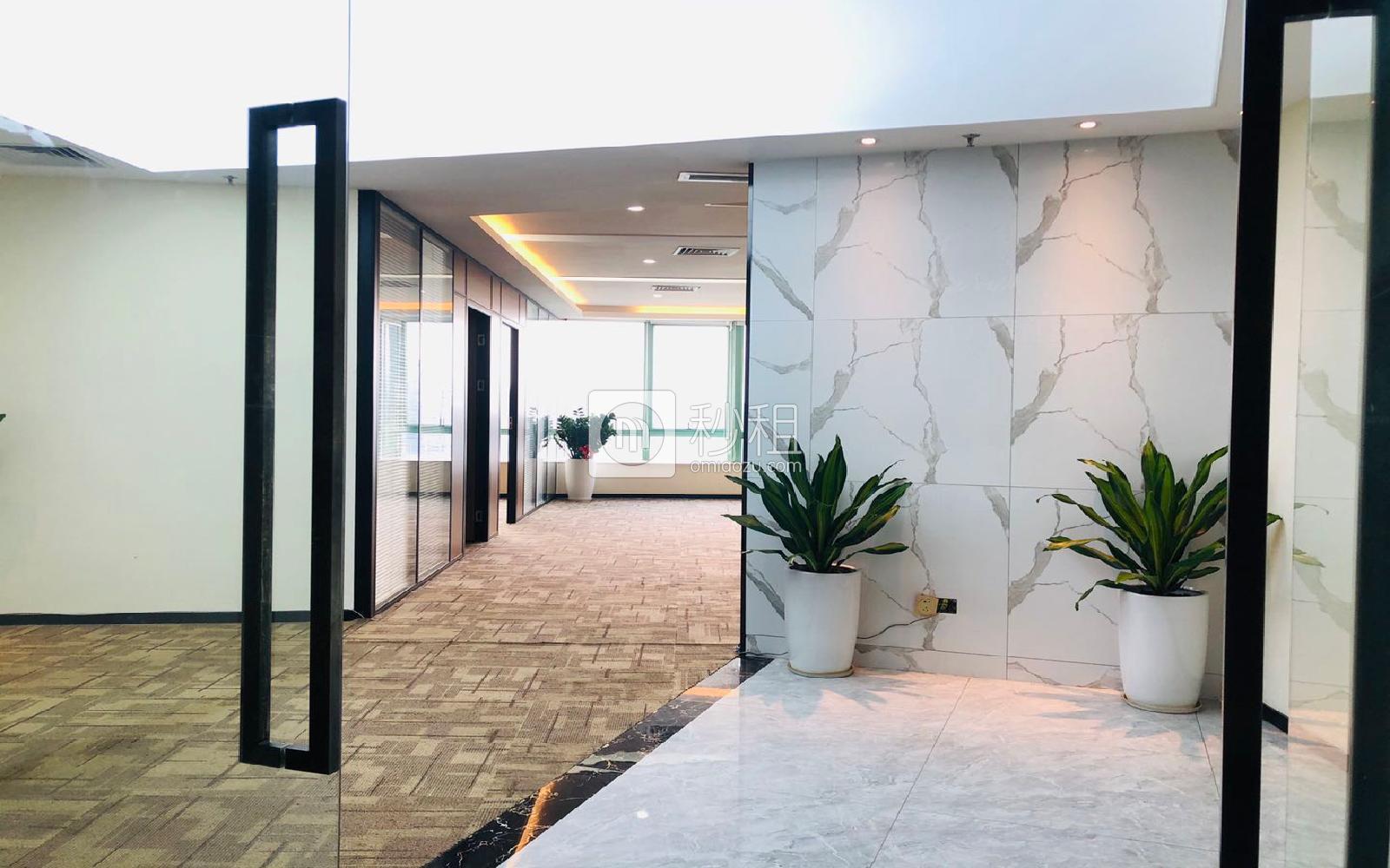 西海明珠大厦写字楼出租228平米精装办公室80元/m².月