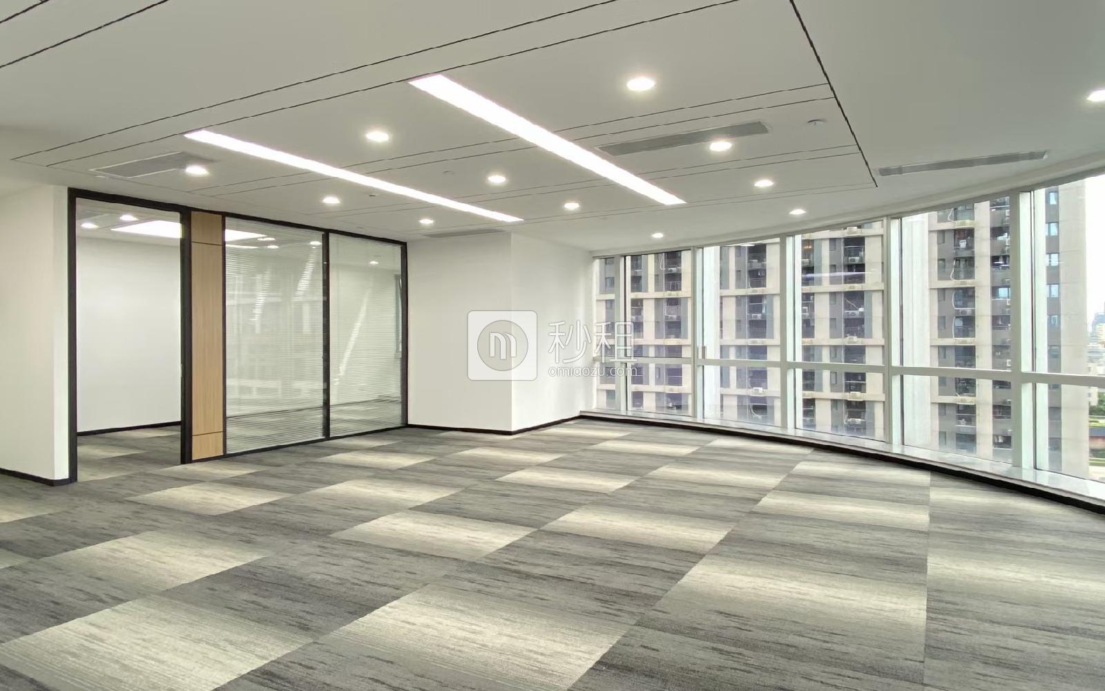 华润城大冲商务中心写字楼出租278平米精装办公室98元/m².月