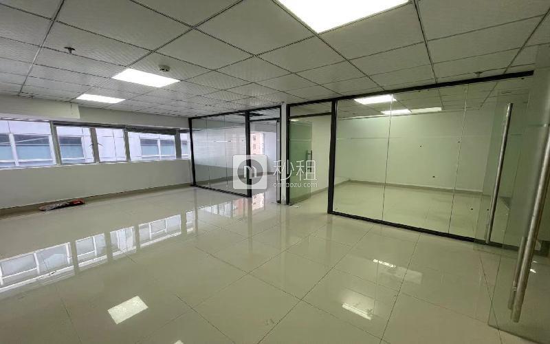 蓝坤集团大厦写字楼出租105平米简装办公室45元/m².月