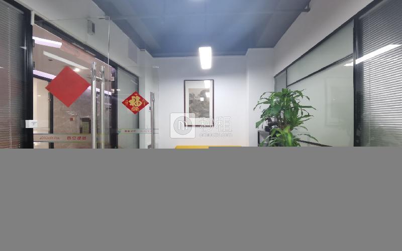 蛇口网谷-科技大厦写字楼出租300平米精装办公室80元/m².月