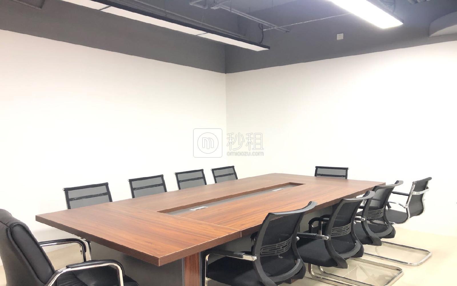 南山科技园【微软科通大厦】405m²户型