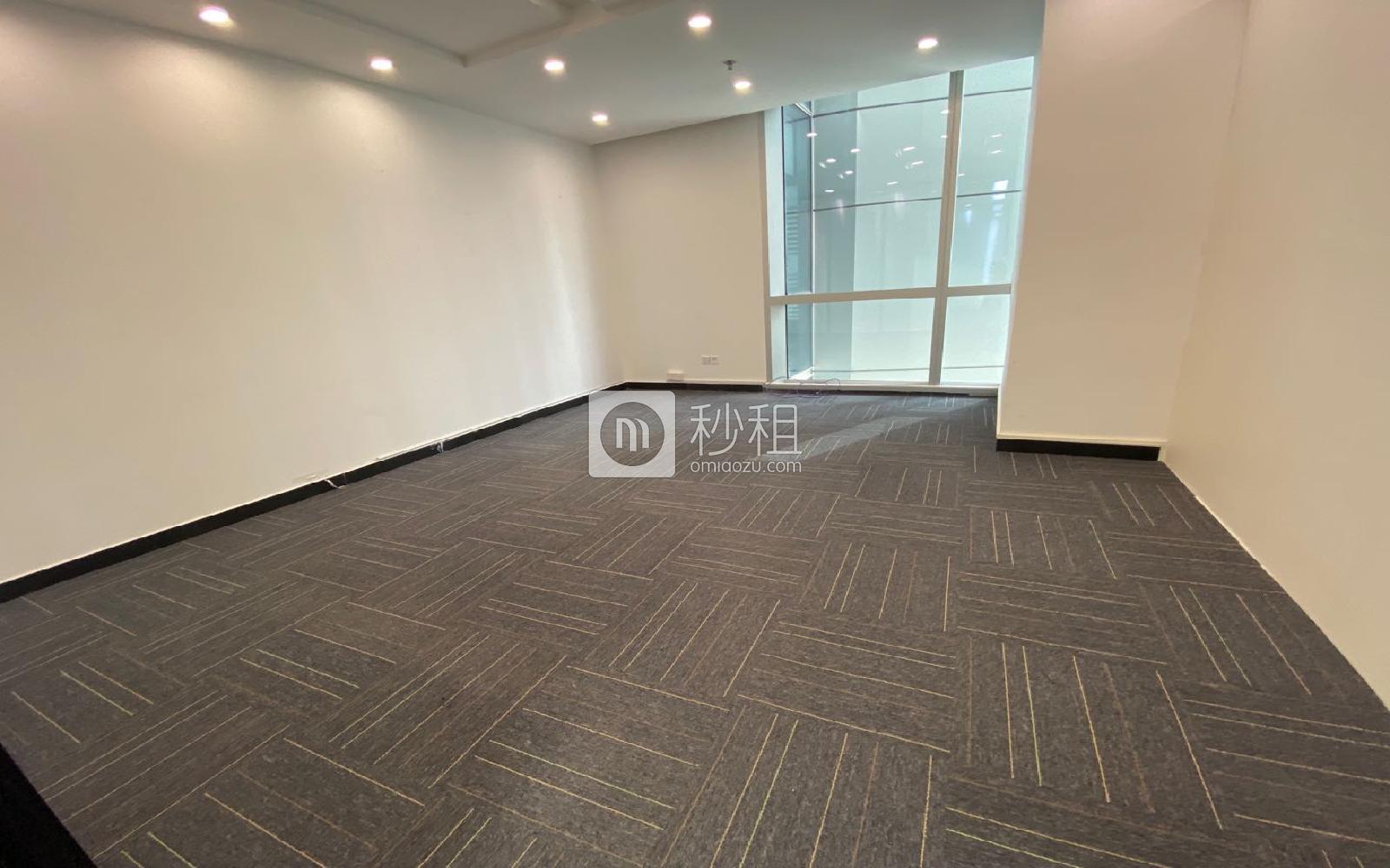 华润城大冲商务中心写字楼出租385平米豪装办公室72元/m².月