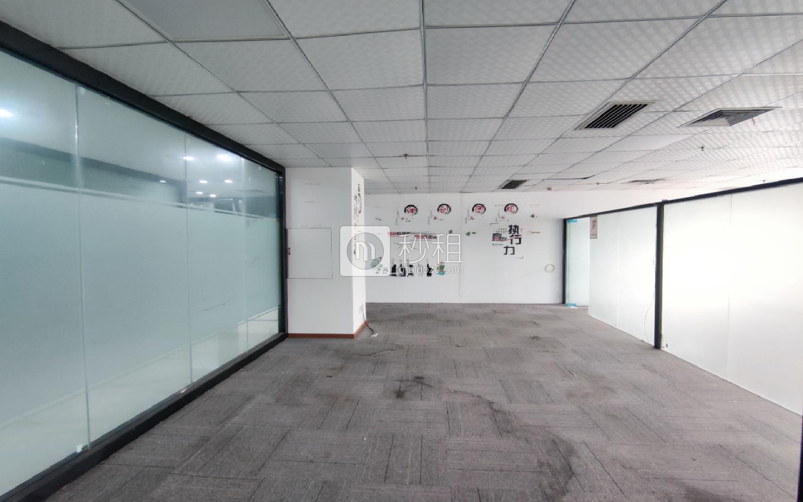 華瀚科技大廈寫字樓出租160平米精裝辦公室65元/m2.月