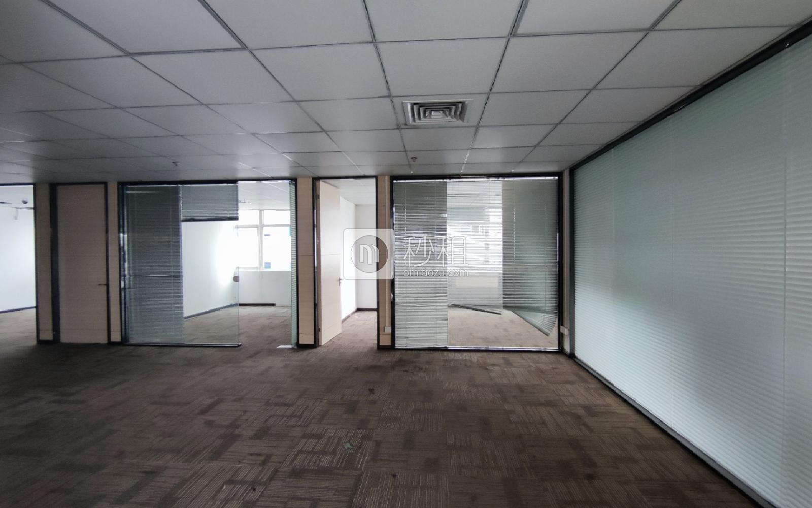 華瀚科技大廈寫字樓出租539平米精裝辦公室65元/m2.月
