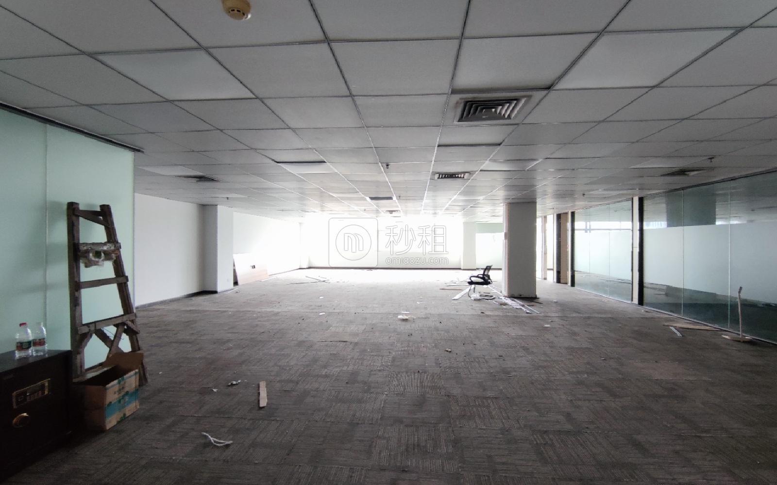 華瀚科技大廈寫字樓出租532平米精裝辦公室65元/m2.月