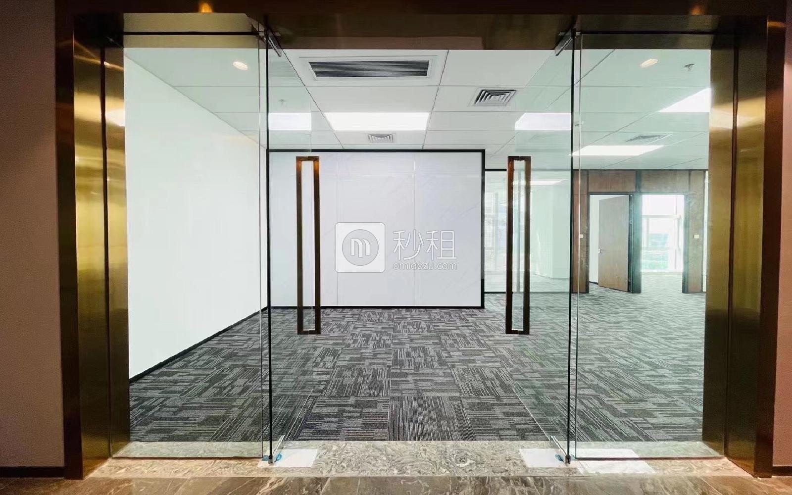 立橋金融中心寫字樓出租282平米精裝辦公室108元/m2.月