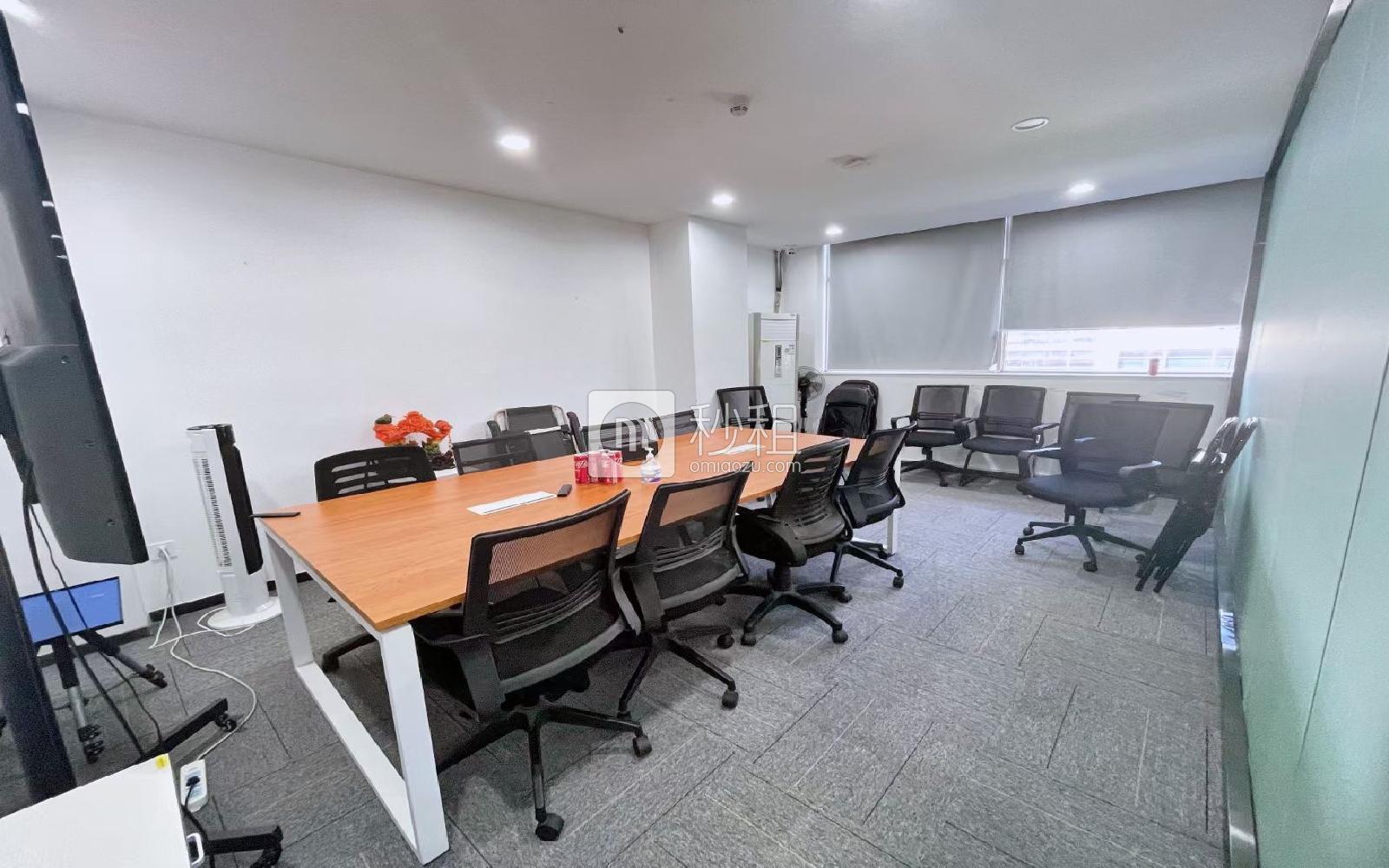 南山軟件園寫字樓出租585平米精裝辦公室65元/m2.月