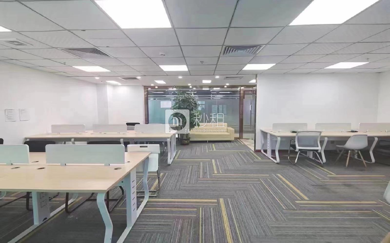 蒼松大廈寫字樓出租218平米精裝辦公室90元/m2.月