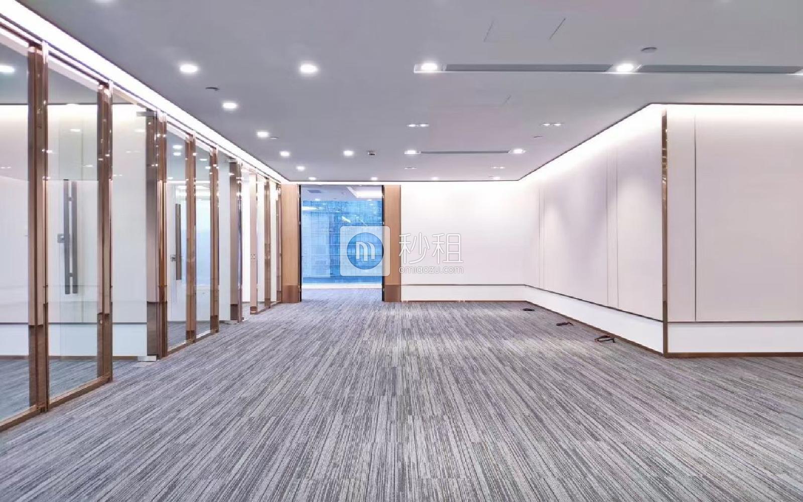 中鐵南方總部大廈寫字樓出租440平米精裝辦公室180元/m2.月