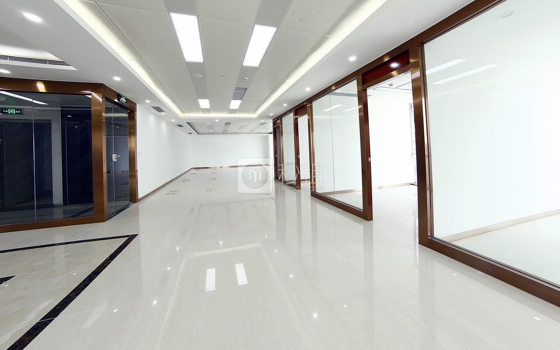 华润城大冲商务中心写字楼出租520平米精装办公室180元/m².月