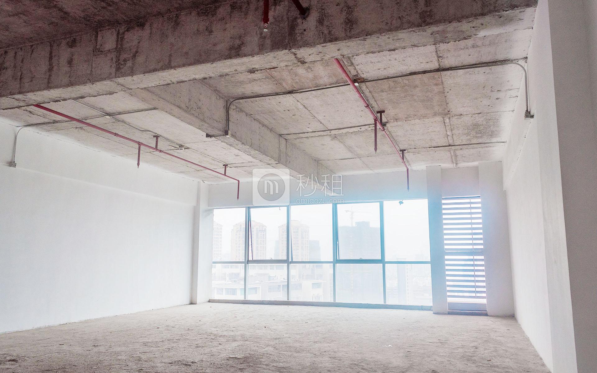 卫东龙商务大厦写字楼出租231平米毛坯办公室75元/m².月
