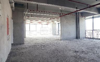 博兴大厦写字楼出租226平米毛坯办公室95元/m².月
