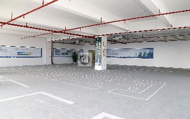 博兴大厦写字楼出租400平米毛坯办公室95元/m².月