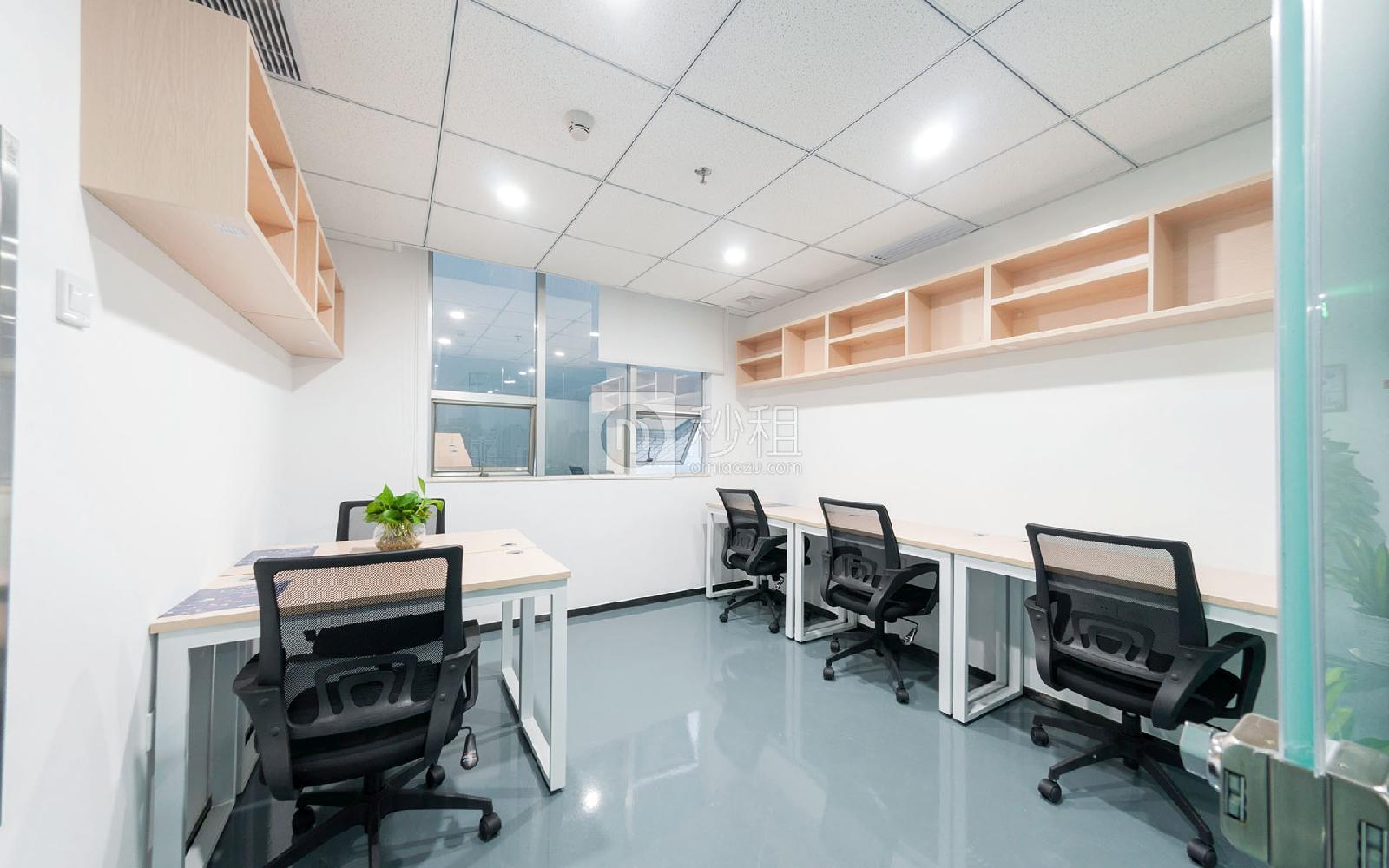 航都大厦--平地起写字楼出租18平米豪装办公室4280元/间.月