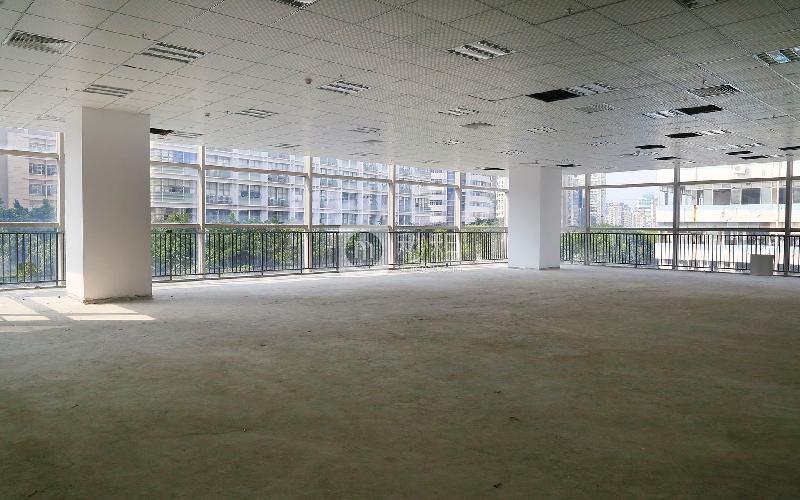 海翔广场写字楼出租846平米精装办公室135元/m².月