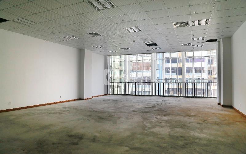 海翔广场写字楼出租254平米精装办公室135元/m².月