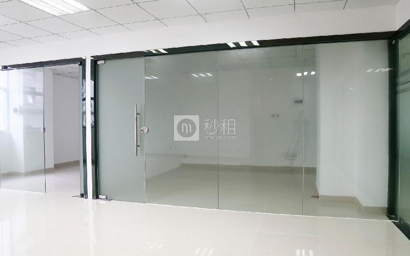 惠恒大厦写字楼出租158平米精装办公室130元/m².月