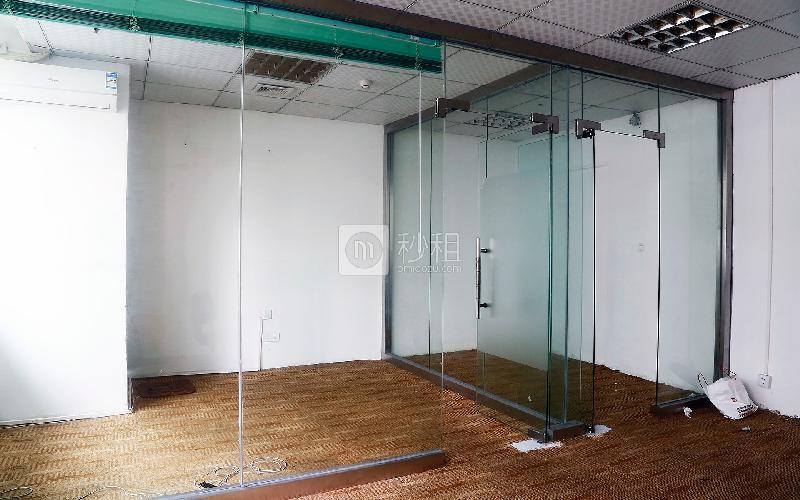 桂都大厦写字楼出租75平米精装办公室90元/m².月