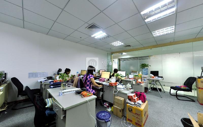 天济大厦-企创商务中心写字楼出租80平米精装办公室12780元/间.月