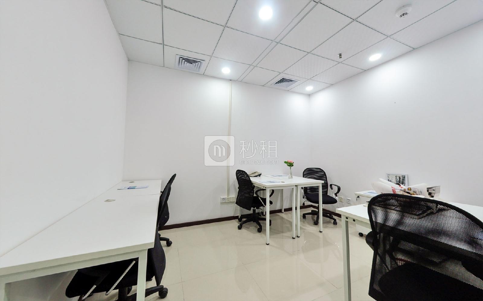 创新科技广场一期-创富港写字楼出租14平米豪装办公室4480元/间.月