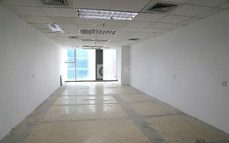 广百新翼写字楼出租81平米简装办公室93元/m².月