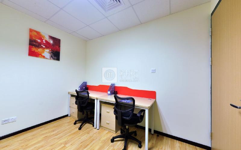 賽格科技園-賽格商務中心寫字樓出租10平米精裝辦公室2580元/間.月