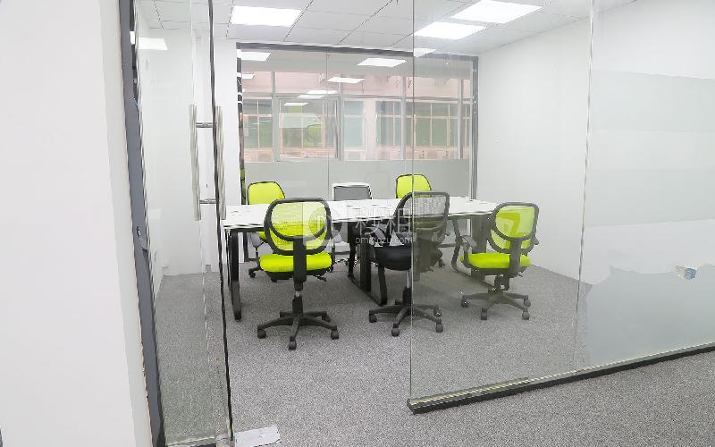 早安商务中心写字楼出租201平米精装办公室65元/m².月